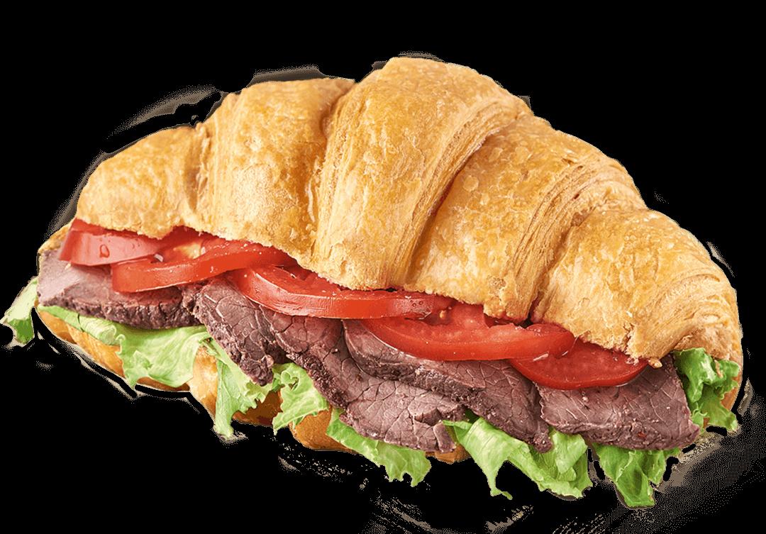 Beef Croissant